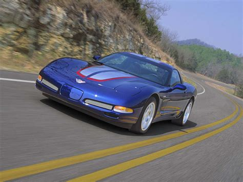 chevrolet corvette  commemorative edition
