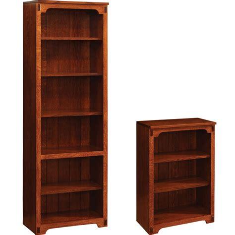 Products Ohio Hardwood Furniture Mission Bookshelves