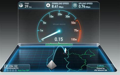speed test modem speedtest quem tem a mais r 225 pida pplware
