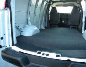 Ford Cargo Bed Liners Vanrug Vrft15l Cargo Mat For Ford Transit With
