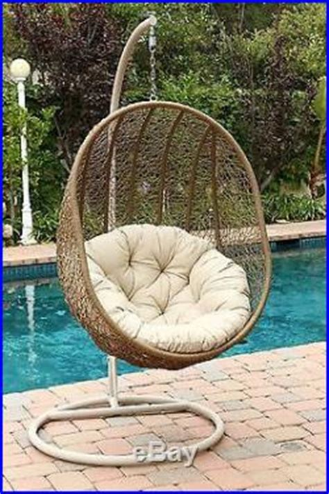 swinging basket chair hanging basket chair patio swinging chairs wicker egg