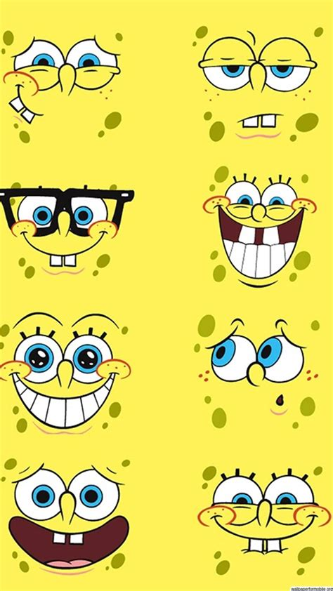 wallpaper android spongebob spongebob wallpapers hd hd wallpapers pinterest