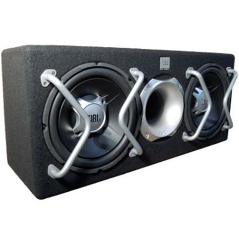 Speaker Jbl Gt5 12 jbl gt5 2402br dual 12 quot subwoofers pre loaded at 2 ohms in enclosure with slipstream port at