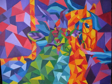 cubist paintings camouflage cubism
