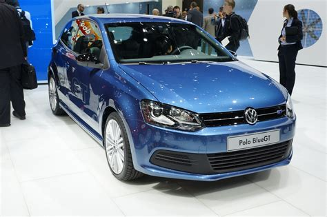 New Photos Of 2013 Volkswagen Polo Bluegt Autotribute
