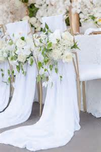 hochzeit stuhl deko 8 awesome and easy ways to decorate wedding chairs