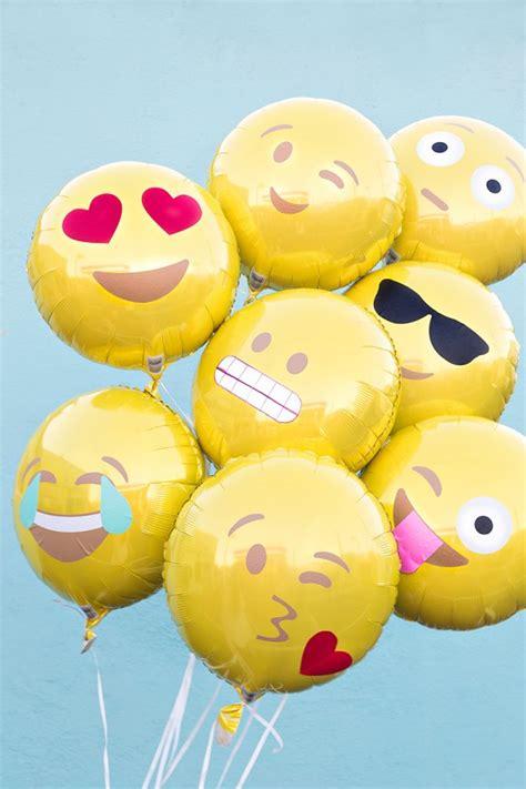 imagenes tumblr globos sorprende con una fiesta de emoticonos