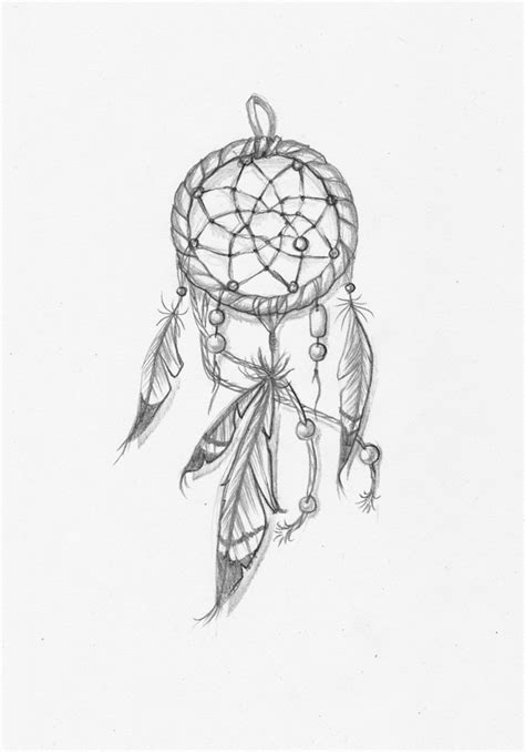 small dream catchers tattoos small catcher ink