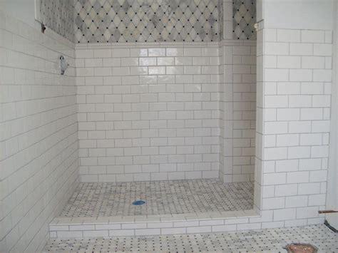 White subway tile bathroom shower 30 amazing ideas for marble tile for bathroom floors tsc
