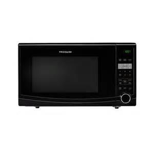 shop frigidaire 1 1 cu ft 1 100 watt countertop microwave