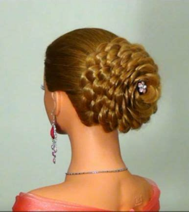 braids too big for bun amazing braided bun 9 braids peinados pinterest
