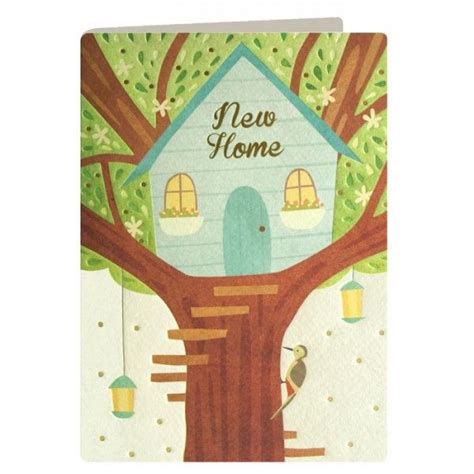 house of cards buy online new home tree house woodpecker card karenza paperie