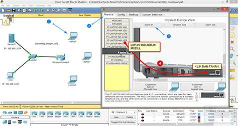 Memasang Wifi Id memasang wireless interface ke laptop cisco komunologi