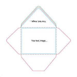envelope template 3 free printable envelope templates craftbnb