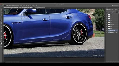 2014 Maserati Ghibli Modified Youtube