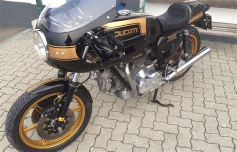 Motorrad Brandner by Umgebautes Motorrad Ducati 900 Ss Motorrad Brandner