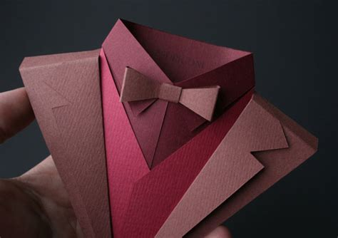 How To Make Shirt Out Of Paper - 15 spectacularly amazing paper arts web graphic design