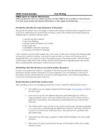 Sample Of Report Writing Format Best Photos Of Report Writing Format Example Report