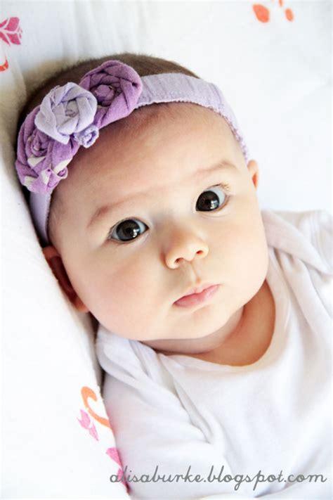 baby headbands alisaburke upcycled baby headbands