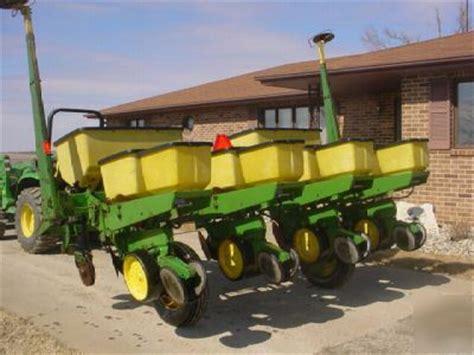 Deere 7000 4 Row Planter For Sale by Deere 4 Row Planter 7000 Model Food Plots