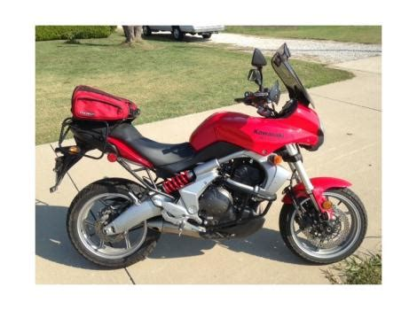 2008 Kawasaki Versys For Sale by 2008 Kawasaki Versys 650 Motorcycles For Sale