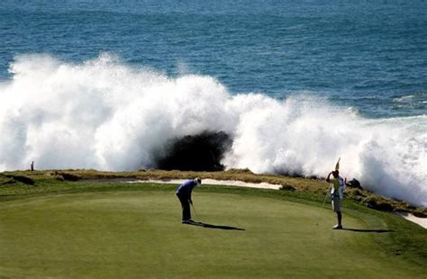 the enjoying golf on and the course books enjoying golf vacation in pebble best travel