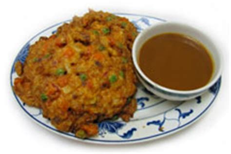 house special egg foo young lucky panda chinese restaurant