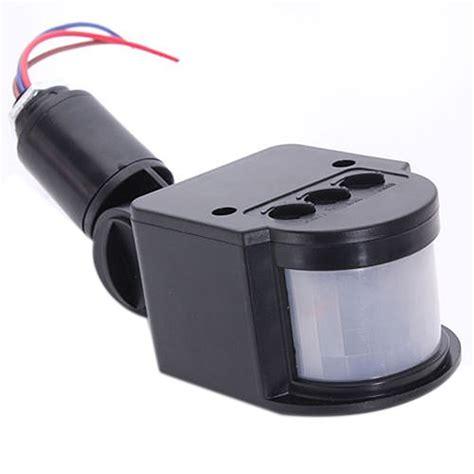 Motion Sensor Add On For Outdoor Light Sensor Light Toogoo R Led Security Light Infrared Pir Motion Sensor Detector Outdoor Wall