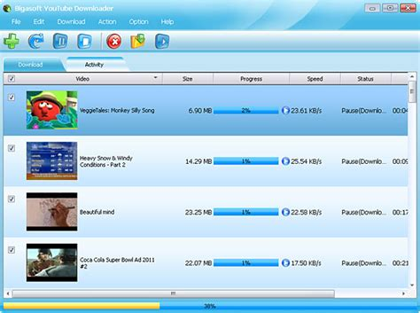 youtube downloader free software for downloading videos bigasoft youtube downloader youtube downloader software