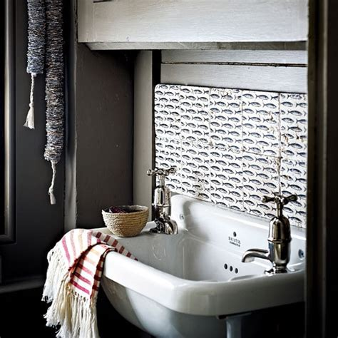 bathroom splashback ideas add a rustic splashback design ideas how to give your home an artisan touch housetohome co uk