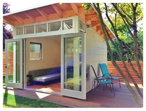 backyard shed man cave www studio shed com this 10x12 studio shed is used as a