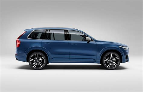 Volvo Car Types by Image 2016 Volvo Xc90 R Design Size 1024 X 657 Type
