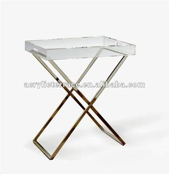 acrylic butler tray table acrylic lucite butler tray table buy acrylic lucite