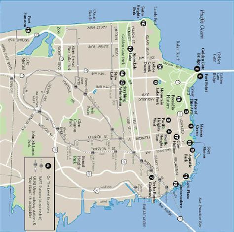 san francisco map printable san francisco map printable