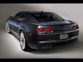 2009 chevrolet camaro dusk rear angle 1280x960 wallpaper