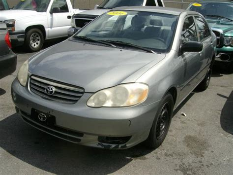 Used 2004 Toyota Corolla For Sale By Owner 2004 Toyota Corolla 1108 N State Rd 7 Fl