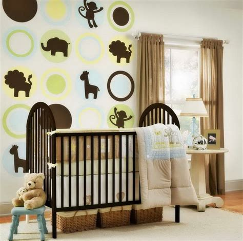 Baby Cribs Decorating Ideas Monkey Baby Crib Bedding Theme And Design Ideas Family Net Guide To Family Holidays On