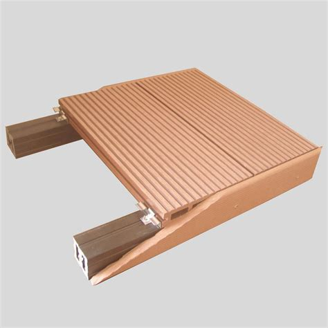 composite wood outdoor waterproof wood plastic composite decking wpc