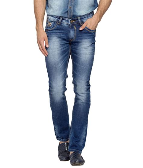 spykar mens blue fit available at snapdeal