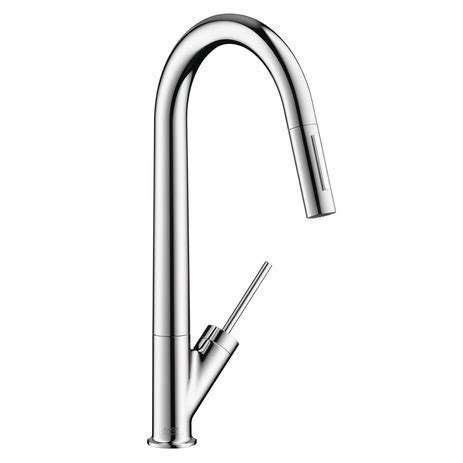 axor kitchen faucets axor starck axor starck 2 spray