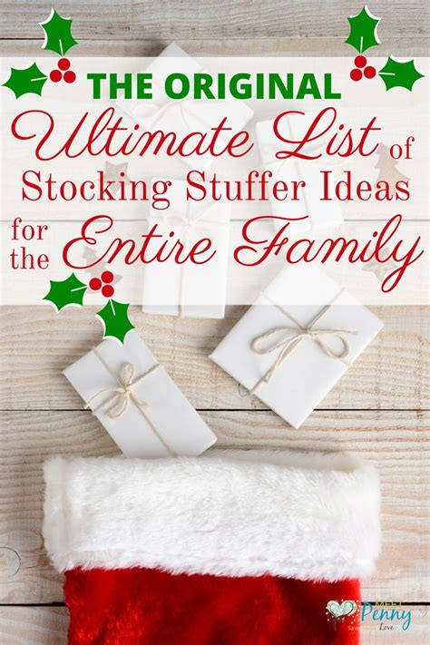 top 30 unique frugal stocking stuffer ideas hip2save best 25 inexpensive stocking stuffers ideas on pinterest