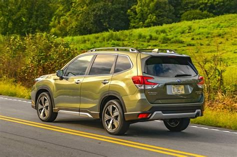 Subaru Forester 2020 by 2020 Subaru Forester Redesign Hybrid Arrival 2019
