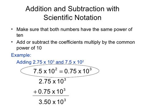 Adding And Subtracting In Scientific Notation Worksheet by 100 Adding And Subtracting Scientific Notation