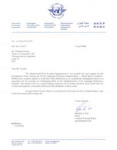 Language Certification Letter About Toefa