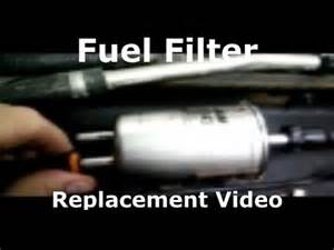 95 ford taurus fuel filter location | get free image about