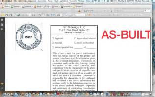custom pdf engineer stamps youtube