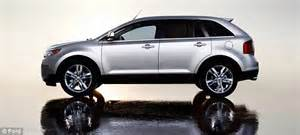 Recalls On Ford Edge Suv Recall 5 000 2012 Ford Edge Suvs Recalled For