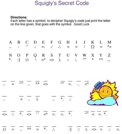 s day secret message worksheet 1000 images about summer to do list on