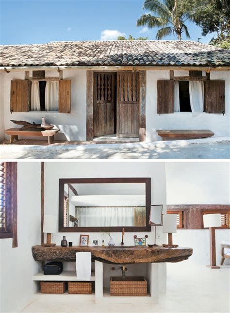 Casa De Decor by A Rustic Chic House In Brazil The Style Files
