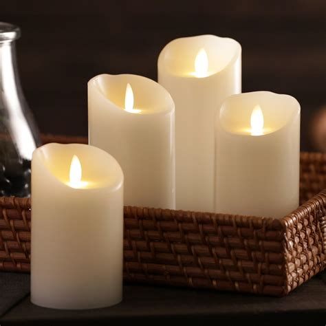 iflicker elite flameless led candle world market